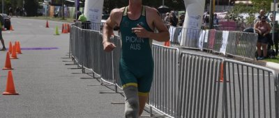 City of Newcastle Oceania Paratriathlon
